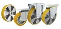 Polyuretánové kolesá