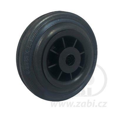 Gumové koleso 125 mm samostatné