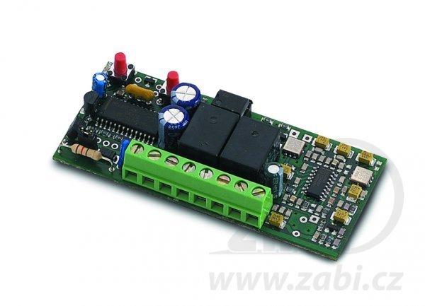 Externý prijímač - pre synchronizáciu diaľkových ovládačov