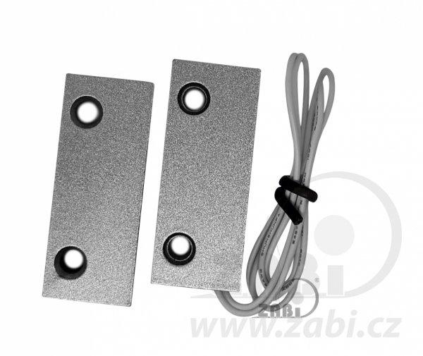 Magnetický spínač pre GSM ovládanie, vonkajšie použitie