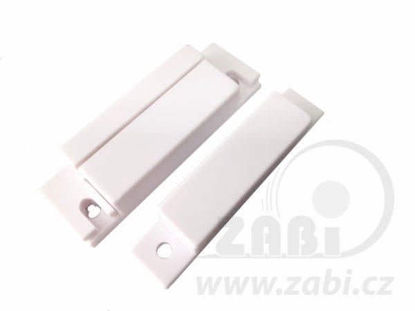Magnetický spínač pre GSM ovládanie, vnútorné použitie