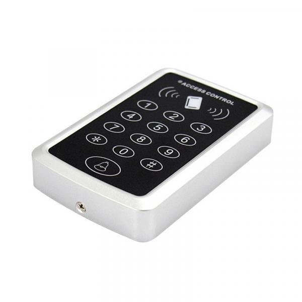 Prístupový systém s klávesnicou a čítačkou RFID a príslušenstvom