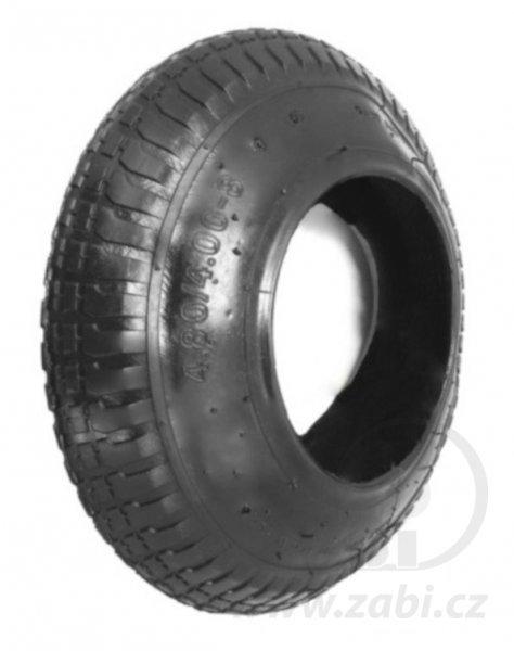 Plášť pre kolesko 400 mm (4.80/400-8 2PR)