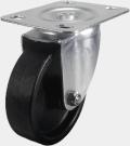 Žiaruvzdorné koleso 160 mm otočná vidlica
