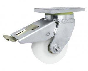 Plastové koleso 250 mm otočná vidlica