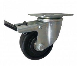 Žiaruvzdorné koleso 100 mm otočná vidlica