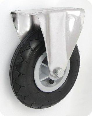 Pneumatické koleso 200 mm otočná vidlica