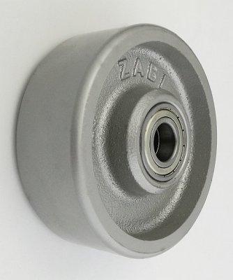 Liatinové koleso 125 mm samostatné