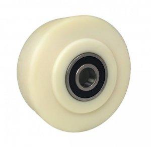 Polyamidové koleso pre vysoké zaťaženie 125 mm