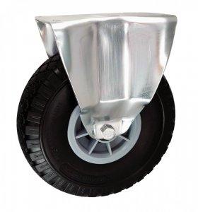 Elastické koleso 260 mm  v pevnej vidlici