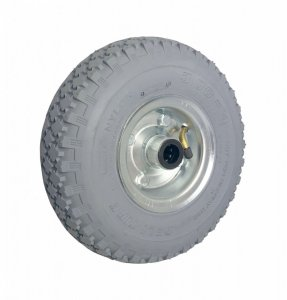 Pneumatické koleso 260 mm samostatné šedé