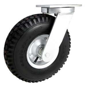 Pneumatické koleso 350 mm otočná vidlica