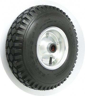 Pneumatické koleso 350 mm samostatné