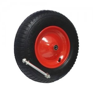 Náhradné pneumatické koleso pre záhradné koliesko 400 mm (4.80/400-8 2PR)