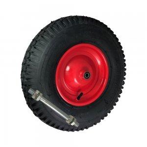 Náhradné pneumatické koleso pre stavebné koliesko 400 mm
