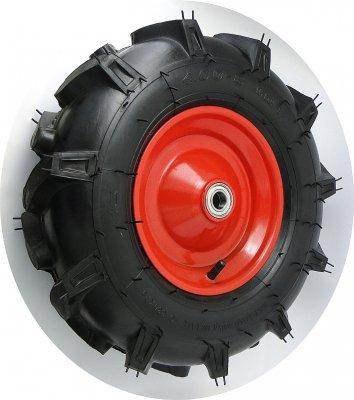 Pneumatické koleso 400 mm samostatné