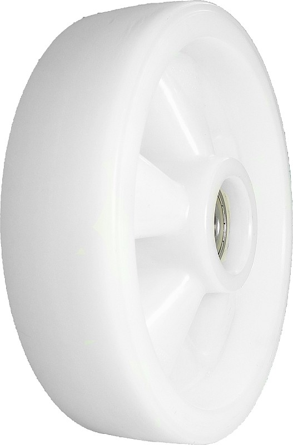 Plastové koleso 160 mm samostatné