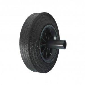 Gumové koleso ku plastovej popolnici 200 mm