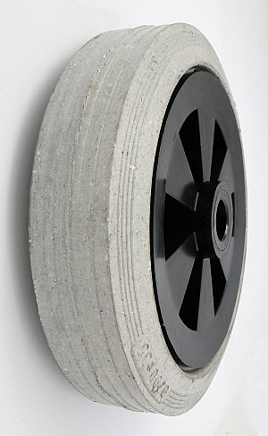 Gumové koleso 200 mm samostatné