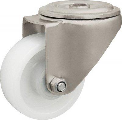 Plastové koleso 80 mm otočná vidlica antikoro
