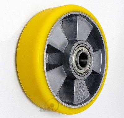 Polyuretánové koleso 160 mm samostatné