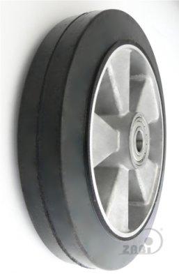 Gumové koleso 250 mm samostatné