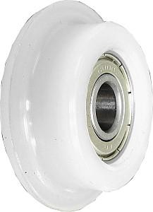 Plastové koleso s nákolkom 45 mm