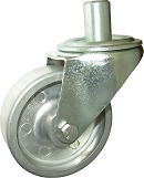 Žiaruvzdorné koleso 140 mm otočná vidlica s čapom