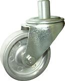 Žiaruvzdorné koleso 180 mm otočná vidlica s čapom
