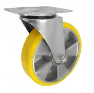 Polyuretánové koleso 200 mm otočná vidlica