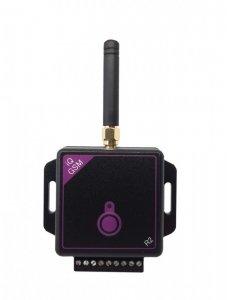 Diaľkové ovládanie pomocou mobilného telefónu - GSM ovládanie pre 20 užívateľov