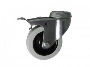 Nábytkové koleso 72 mm otočná vidlica
