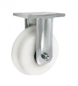 Plastové koleso s nákolkom vo vidlici 143 mm